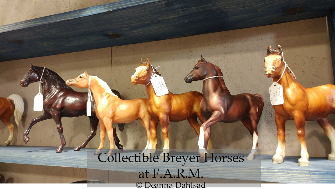 Collectible Breyer Horses
