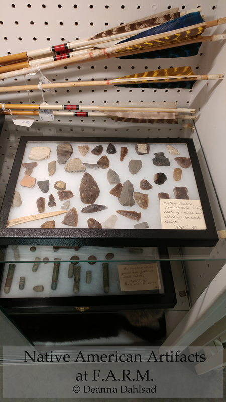 North Dakota Native American Artifacts